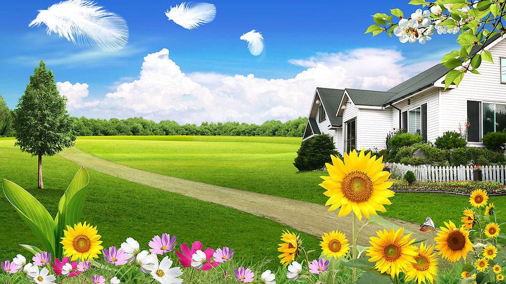 Hadirkan surga di rumah kita